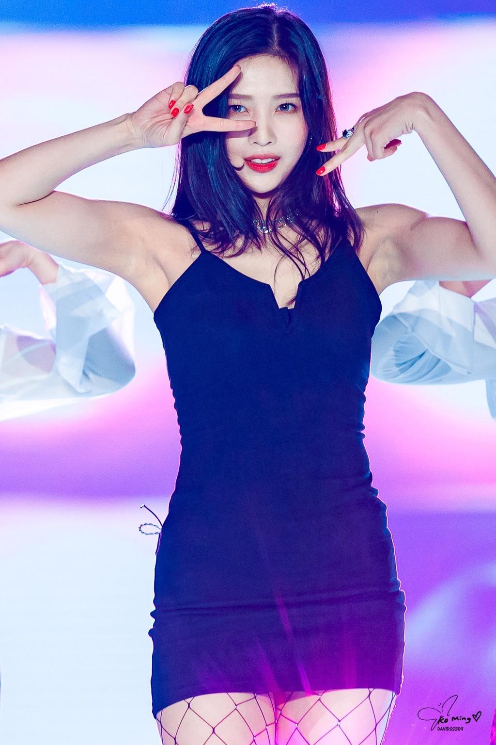 Thanh vien Red Velvet duoc khen dep nhu bup be hinh anh 6 joy55.jpg