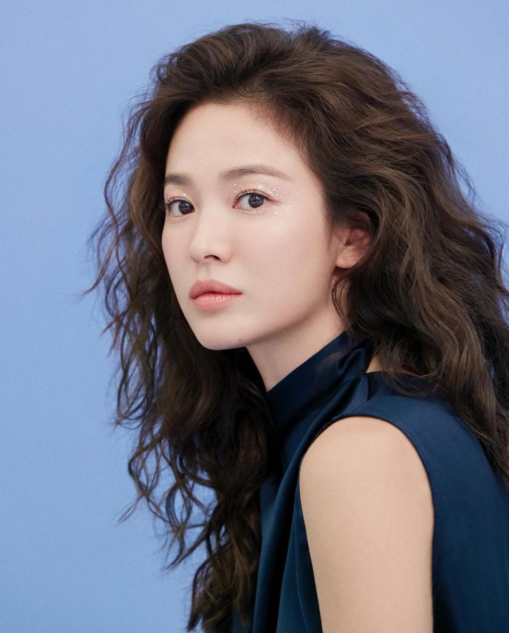 Song Hye Kyo duoc khen dep khi de toc xoan hinh anh 2 song_hy_kyo.jpg
