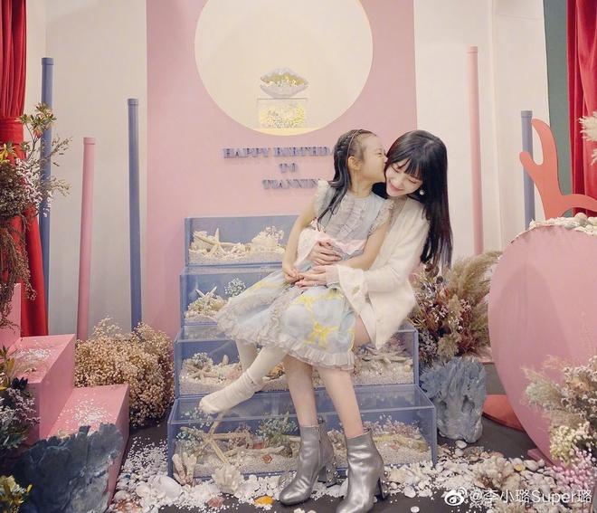 Ly Tieu Lo ban quan ao cung con gai hinh anh 5 gia_nai_luong6.jpg
