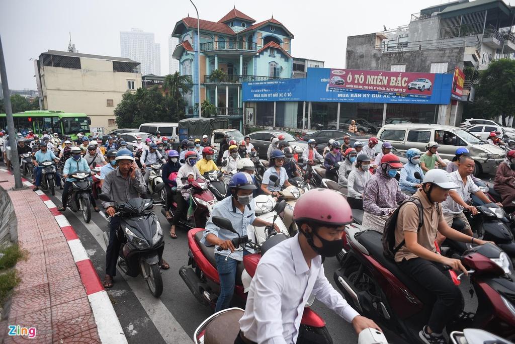 Nut giao Nguyen Van Cu - Chuong Duong anh 9