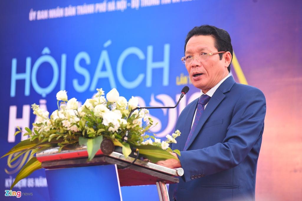 Khai mac Hoi sach Ha Noi 2019 hinh anh 2