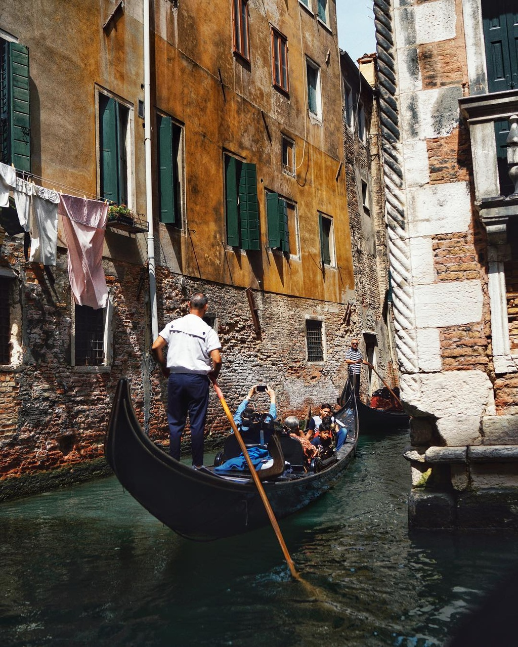Theo chan Chau Bui den Venice: Lac vao giac mong dep quen loi ve hinh anh 5