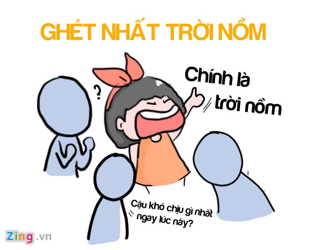 dieu kho chiu khi troi nom anh 1