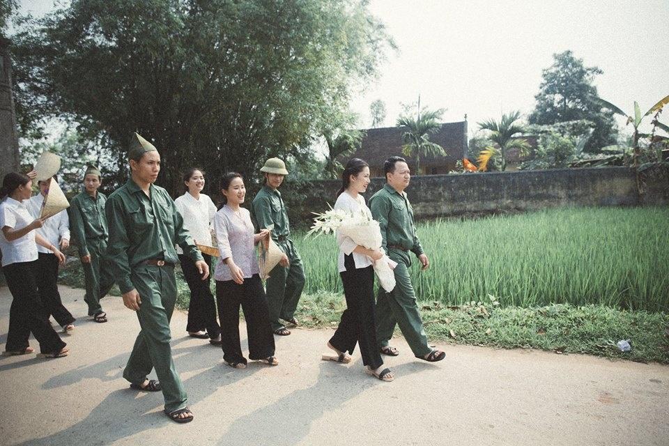 Dan mang thich thu voi bo anh '100 nam dam cuoi Viet Nam' hinh anh 4