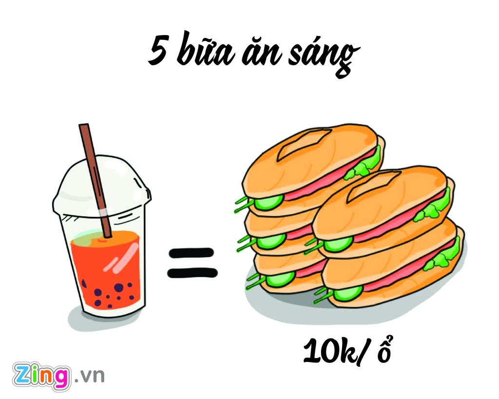 50.000 dong khong uong tra sua co the mua gi o Sai Gon? hinh anh 2