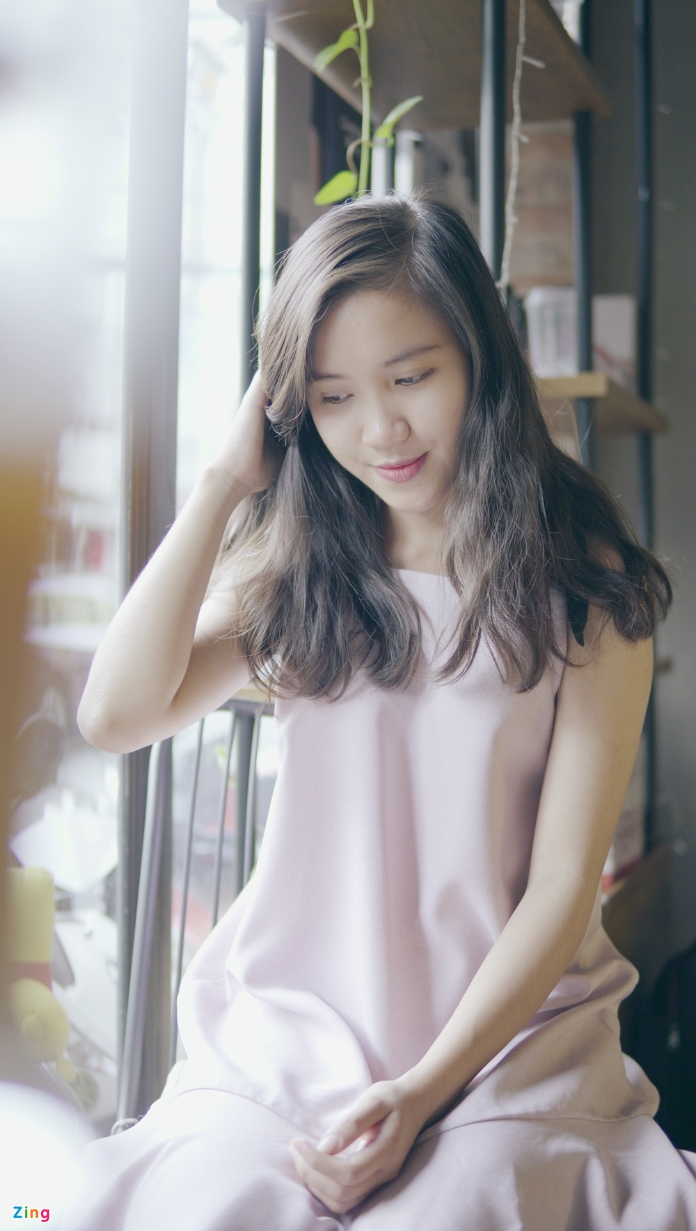 9X 'con nha nguoi ta': Xinh dep, IELTS 8.0, thu khoa kep DH Su pham hinh anh 4