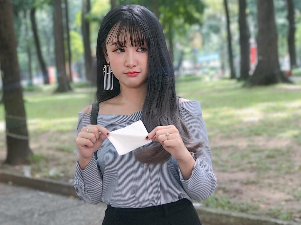 Hot girl cover Yen Tatoo: 'Kho xu khi duoc khen hat hay hon Chi Pu' hinh anh 4