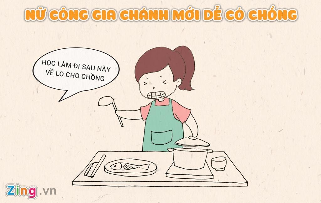 Con gai Viet qua kho: 25 tuoi chua chong la e, mat moc van phai xinh hinh anh 6