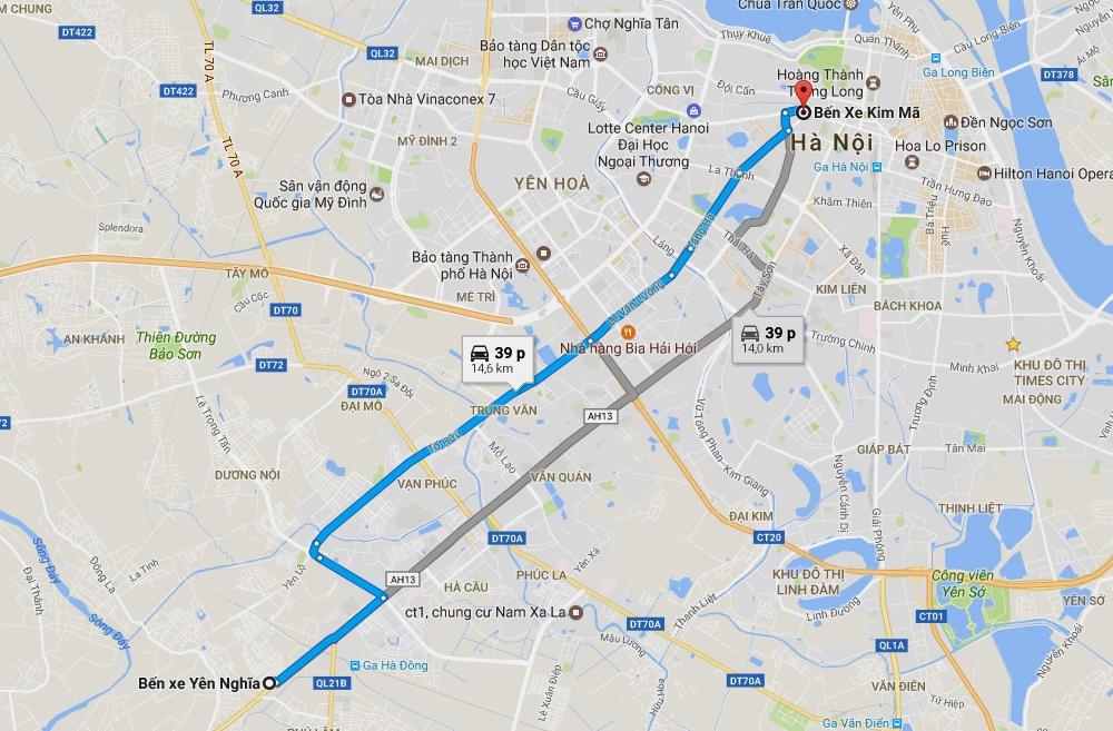 Vi sao Ha Noi chon diem nong un tac de van hanh BRT? hinh anh 2