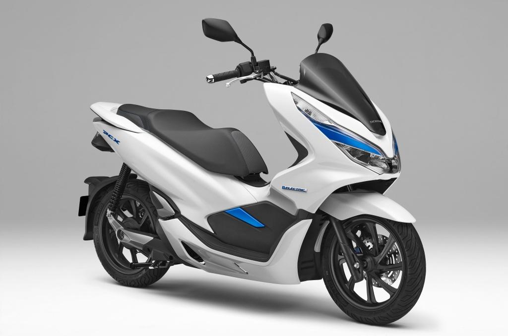 Honda khong ban ma cho thue tay ga dien PCX tai Nhat Ban hinh anh 2