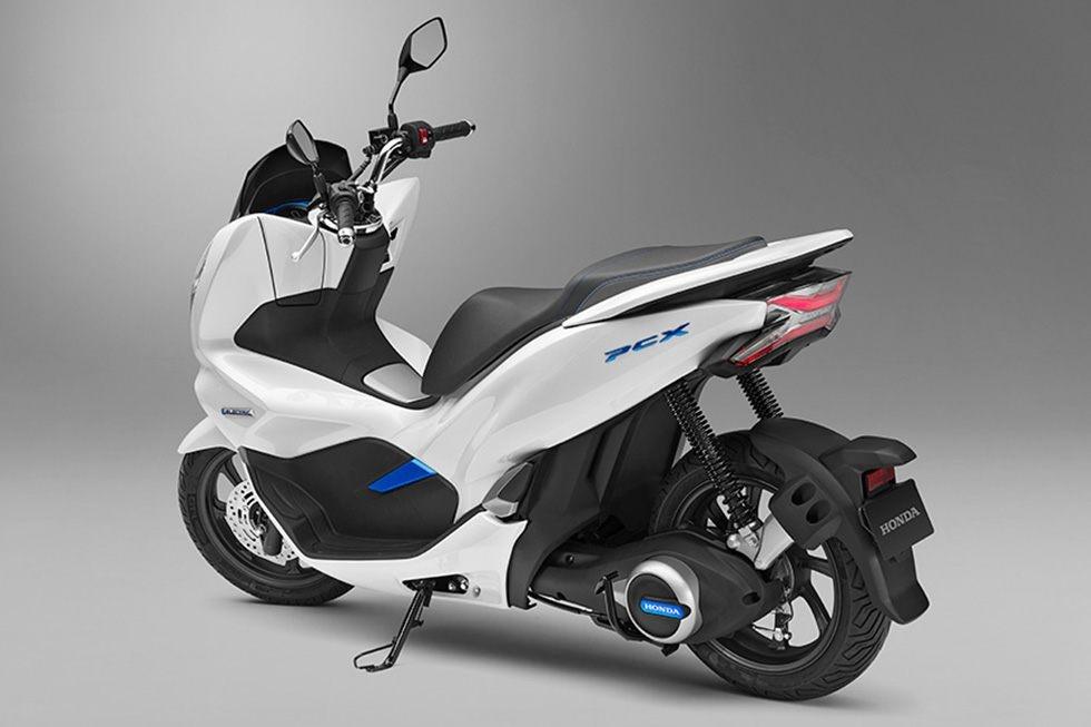 Honda khong ban ma cho thue tay ga dien PCX tai Nhat Ban hinh anh 7