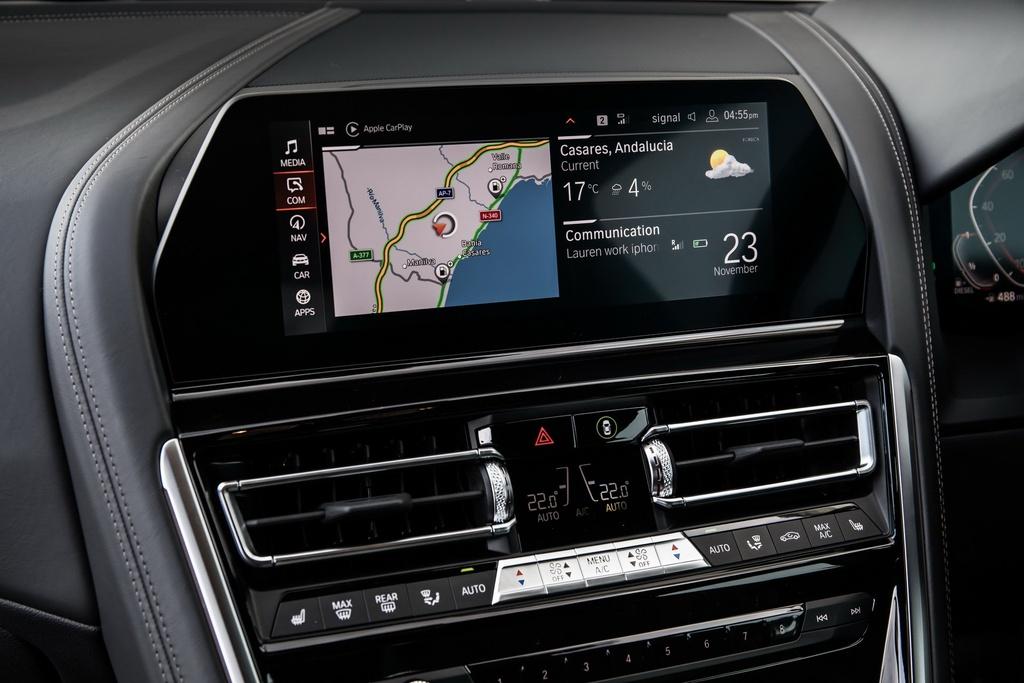 BMW 8-Series Coupe 2019 ra mat tai Anh, gia gan 100.000 USD hinh anh 7
