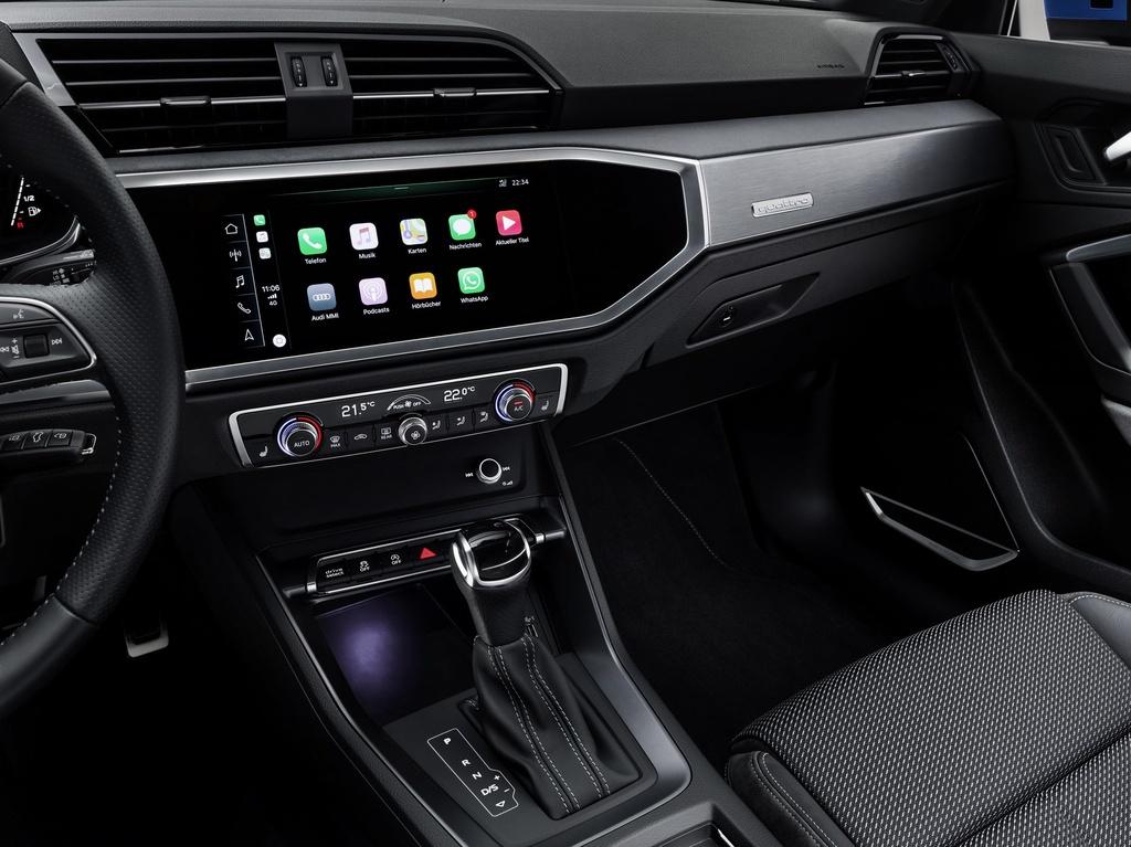 Audi Q3 2019 co 5 cau hinh dong co tai chau Au anh 13