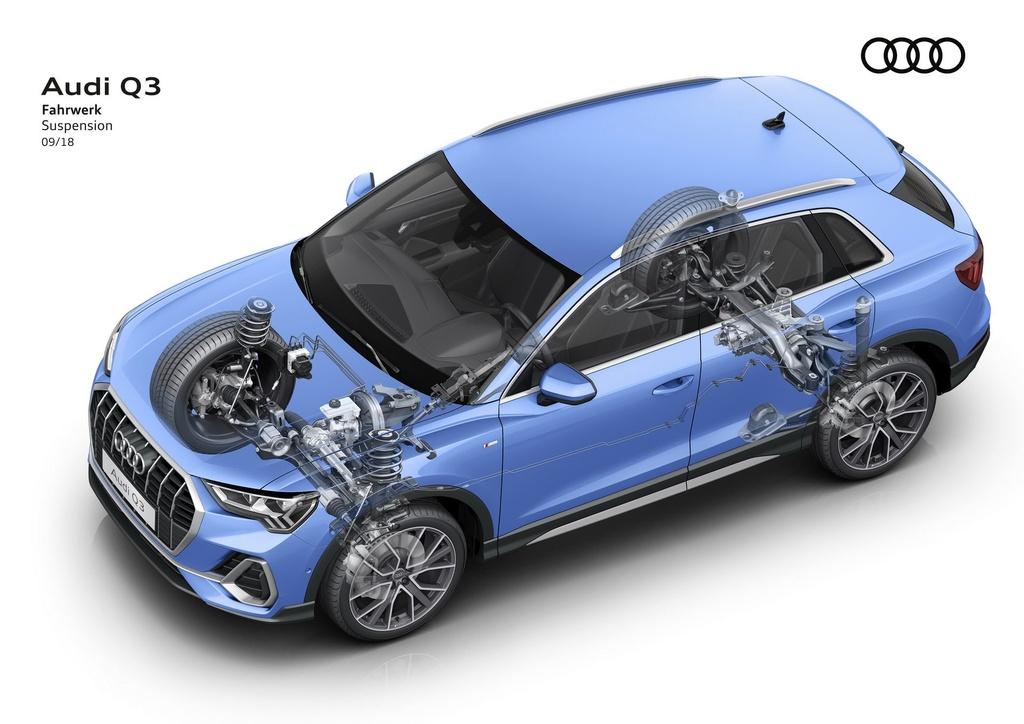 Audi Q3 2019 co 5 cau hinh dong co tai chau Au anh 7