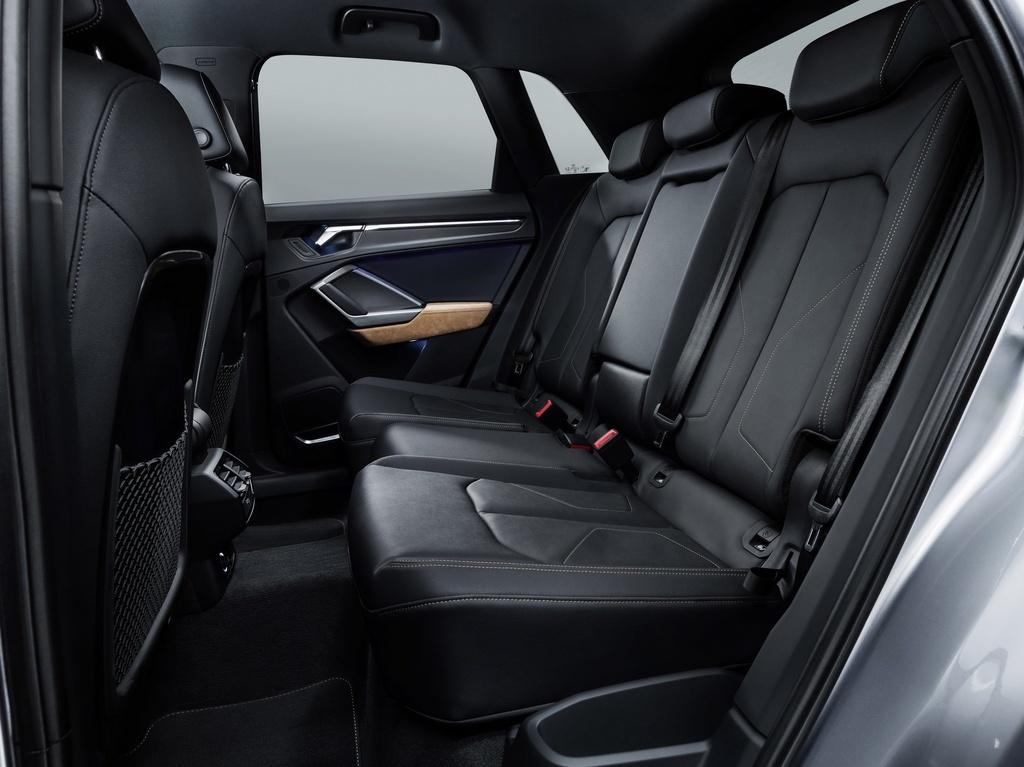 Audi Q3 2019 co 5 cau hinh dong co tai chau Au anh 11