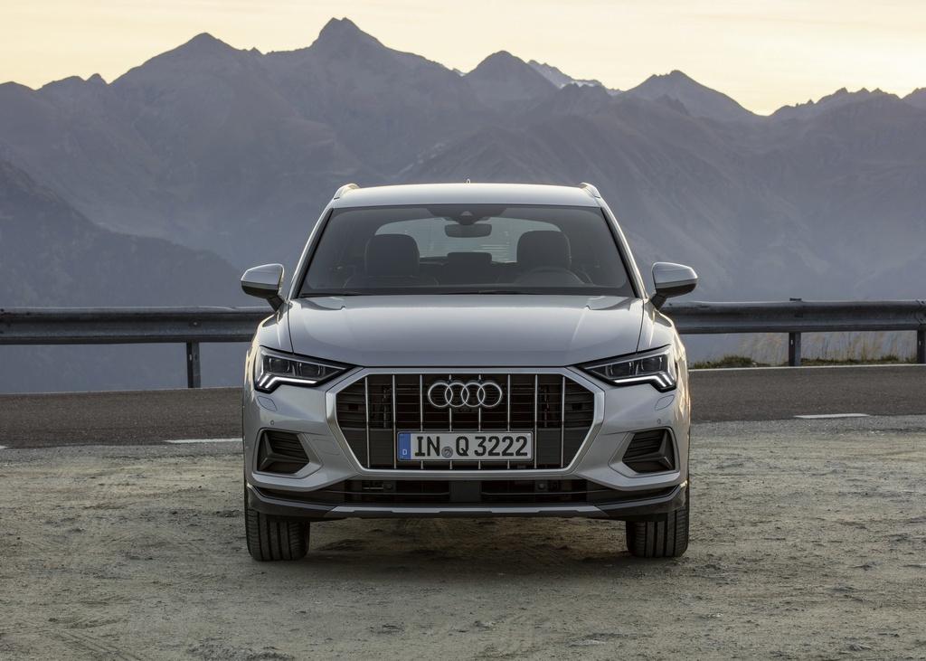 Audi Q3 2019 co 5 cau hinh dong co tai chau Au anh 9