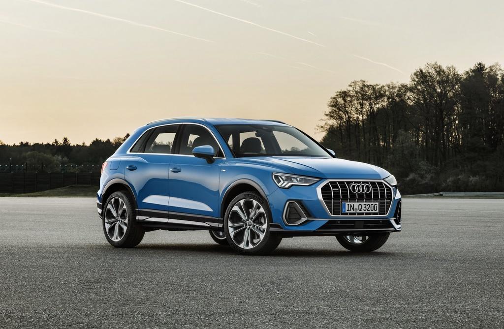 Audi Q3 2019 co 5 cau hinh dong co tai chau Au anh 1