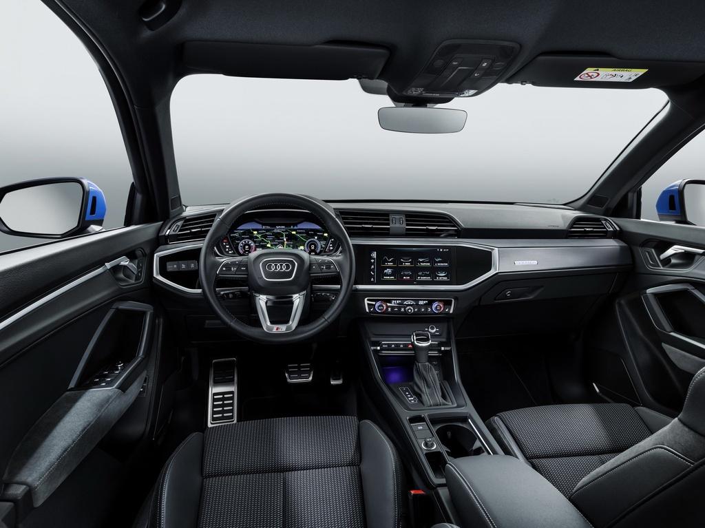 Audi Q3 2019 co 5 cau hinh dong co tai chau Au anh 12