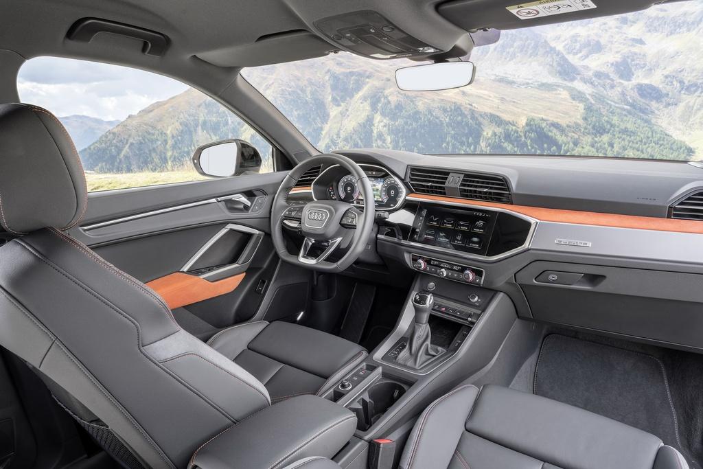 Audi Q3 2019 co 5 cau hinh dong co tai chau Au anh 6