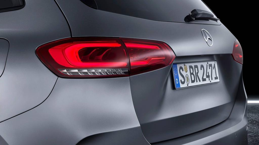 Mercedes-Benz B-Class 2019 gia hon 34.000 USD tai Anh hinh anh 9