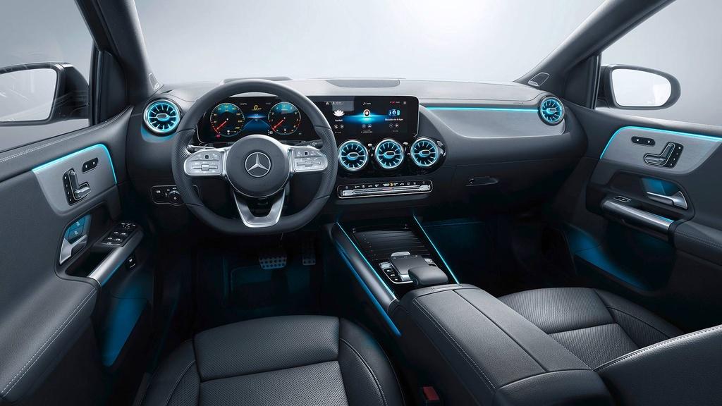 Mercedes-Benz B-Class 2019 gia hon 34.000 USD tai Anh hinh anh 3