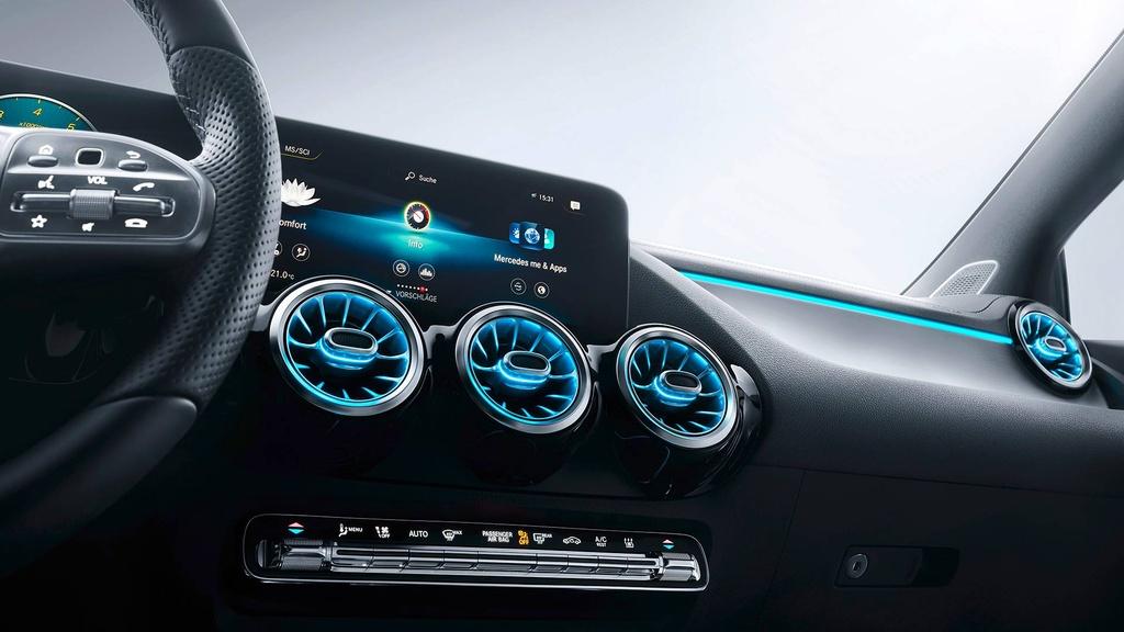 Mercedes-Benz B-Class 2019 gia hon 34.000 USD tai Anh hinh anh 4