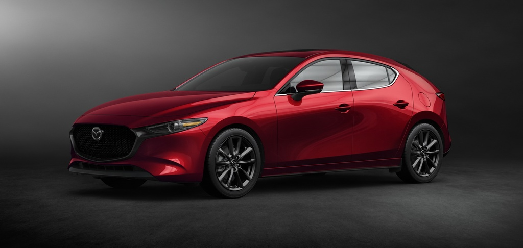 Mazda3 2019 co gi noi bat so voi ban tien nhiem? hinh anh 2