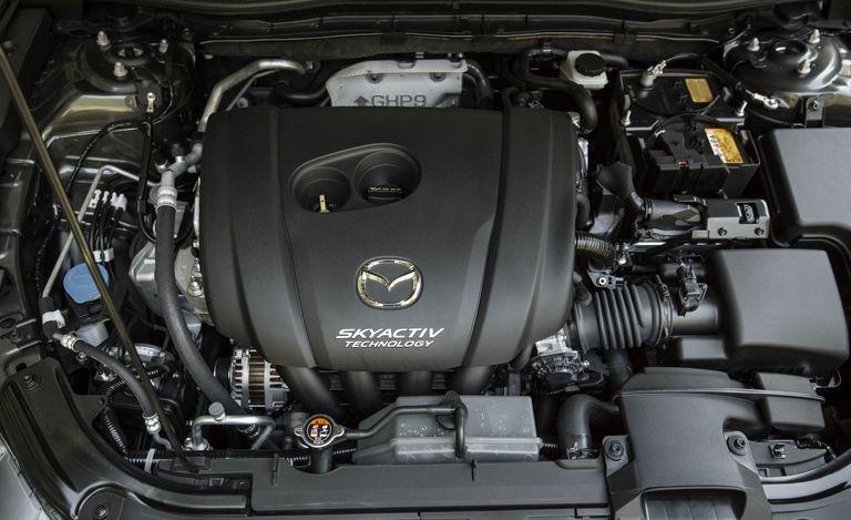 Mazda3 2019 co gi noi bat so voi ban tien nhiem? hinh anh 9