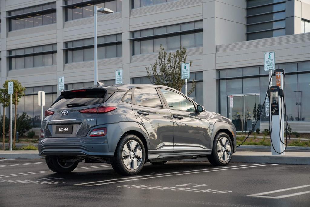 Hyundai Kona Electric 2019 gia duoi 30.000 USD anh 2