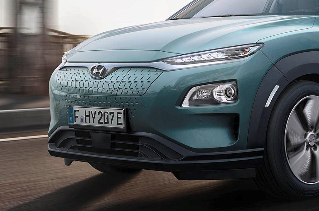 Hyundai Kona Electric 2019 gia duoi 30.000 USD anh 5