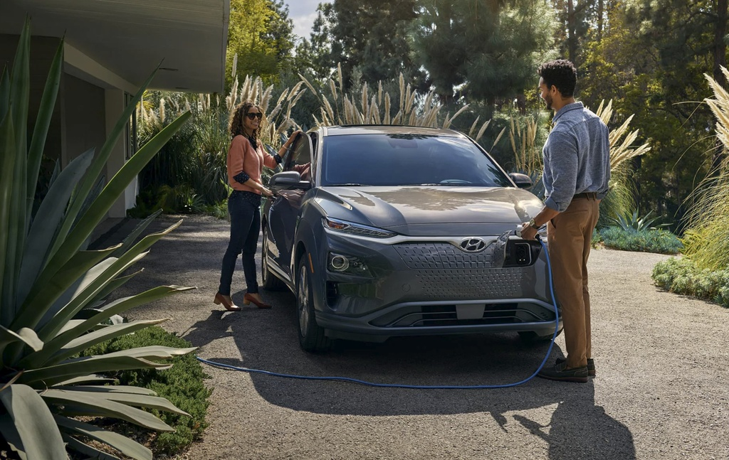 Hyundai Kona Electric 2019 gia duoi 30.000 USD anh 3