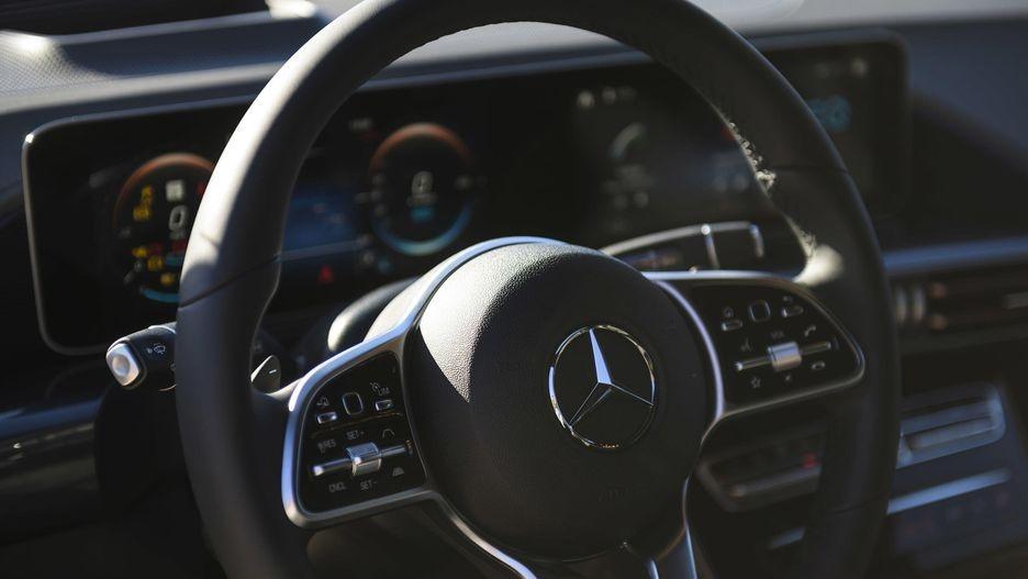 Crossover dien dau tien cua Mercedes-Benz lo dien truoc ngay ra mat hinh anh 8