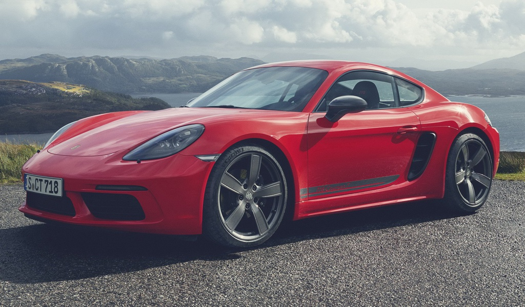 Porsche ra mat 718 T Boxster va Cayman, manh gan 300 ma luc hinh anh 5