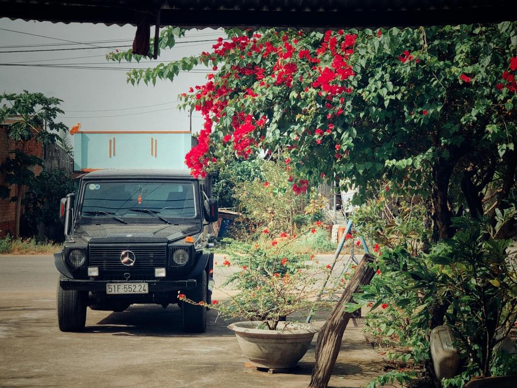 Rapper Dinh Tien Dat - tay choi xe co thuc thu tai VN hinh anh 8