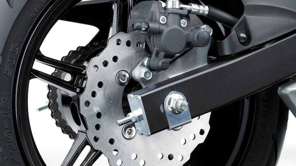 Kawasaki Z125 2019 ra mat - canh tranh Honda MSX anh 12
