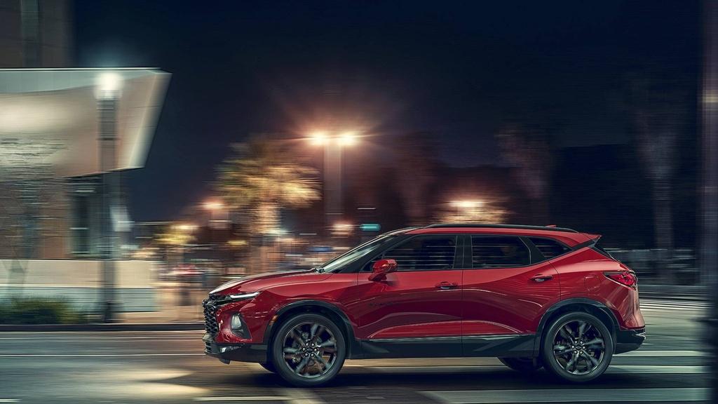 Chevrolet Blazer 2019 ra mat anh 4