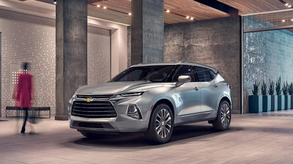 Chevrolet Blazer 2019 ra mat anh 12