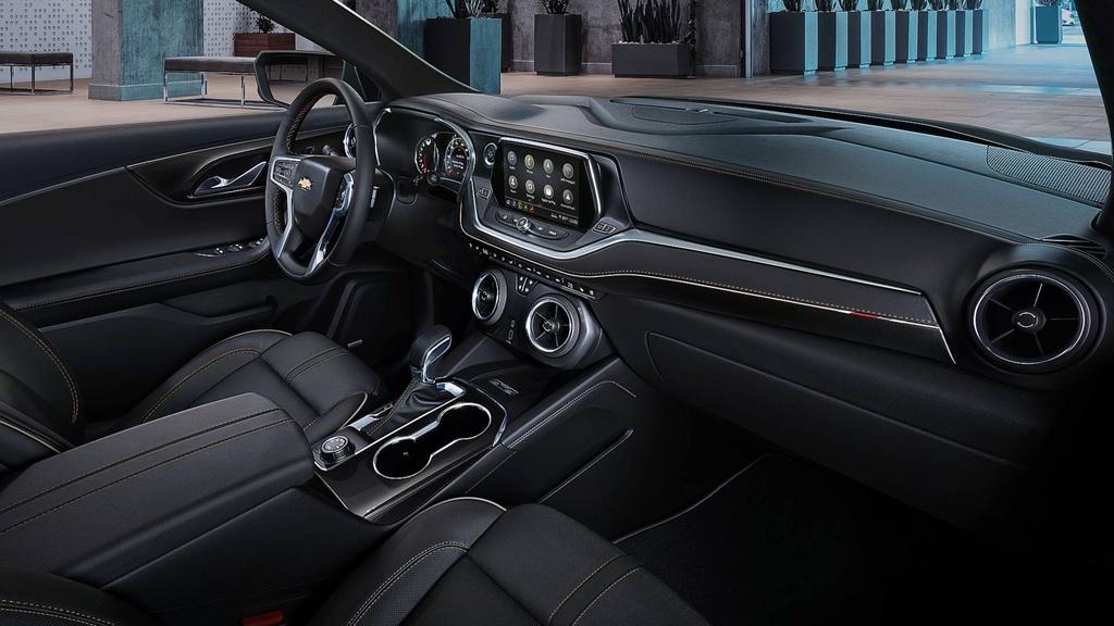 Chevrolet Blazer 2019 ra mat anh 5