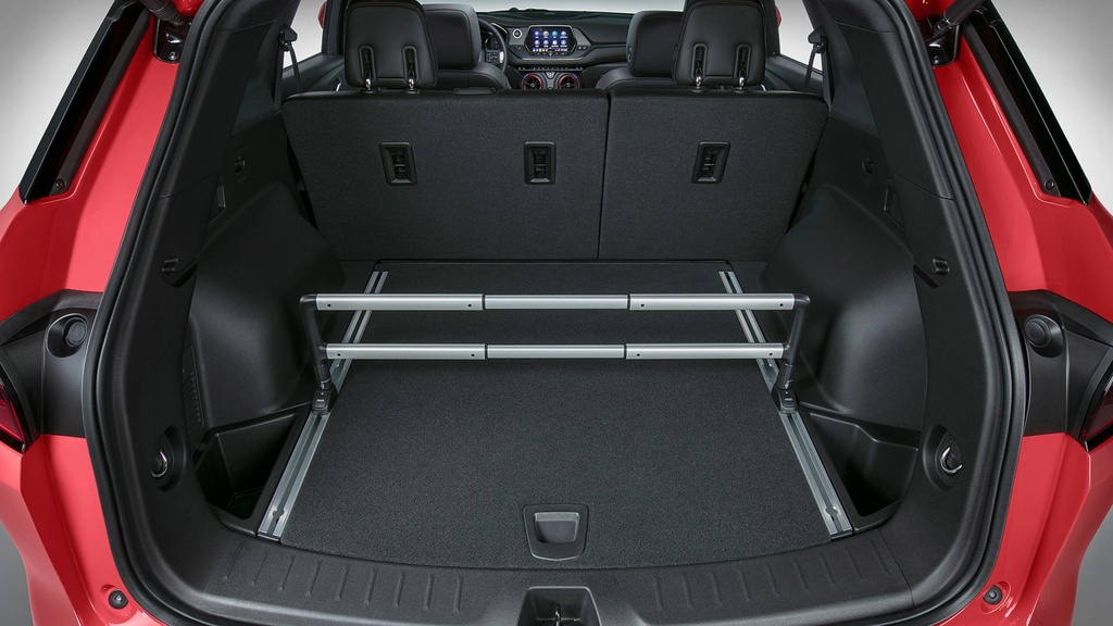 Chevrolet Blazer 2019 ra mat anh 6