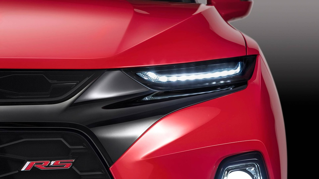 Chevrolet Blazer 2019 ra mat anh 3