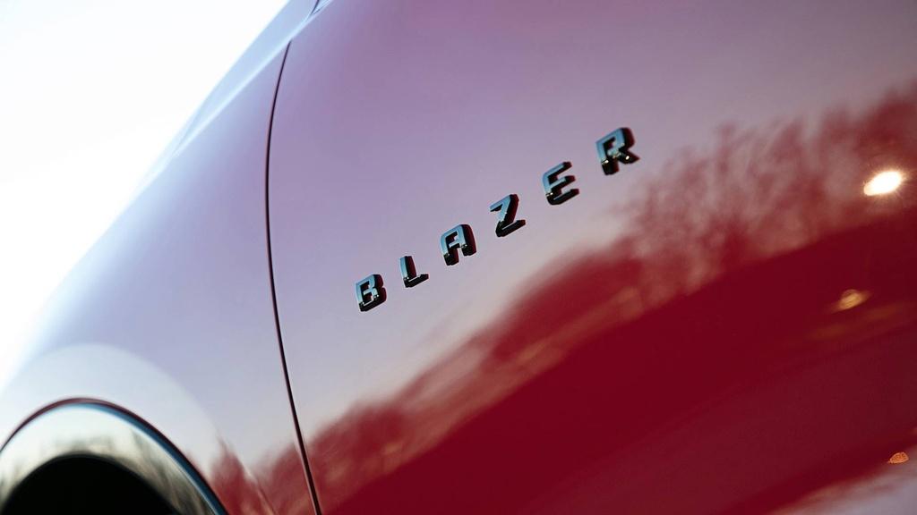 Chevrolet Blazer 2019 ra mat anh 10