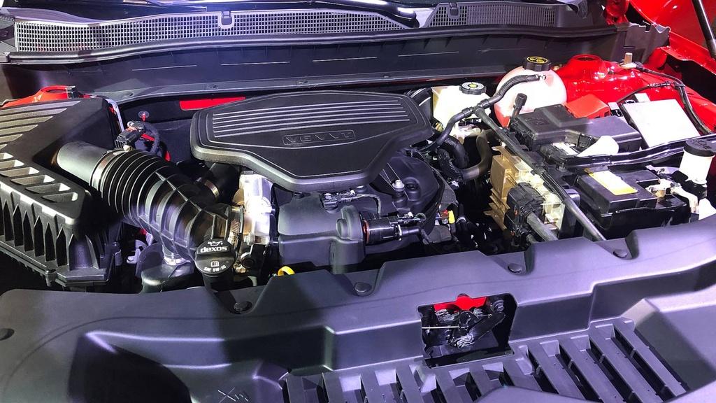 Chevrolet Blazer 2019 ra mat anh 9