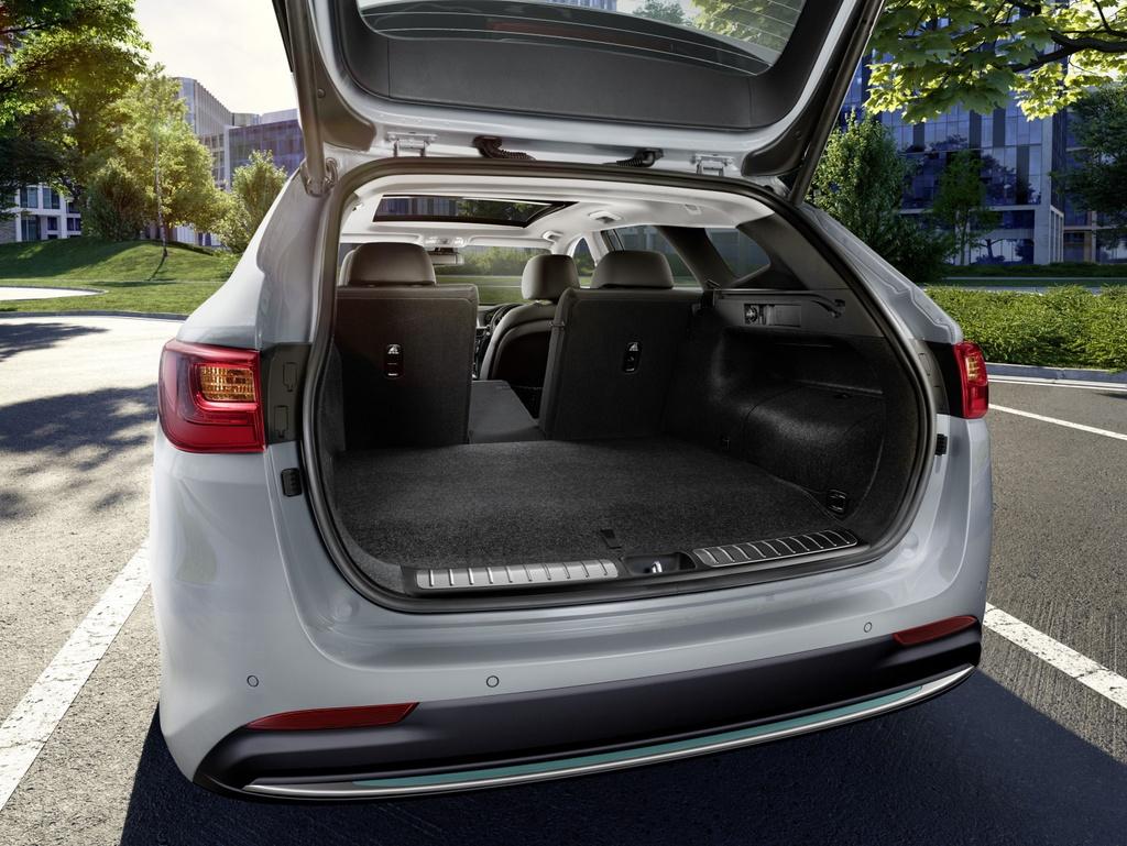 Kia Optima Sportswagon Hybrid 2019 chi ton 1,5L xang cho 100 km hinh anh 6