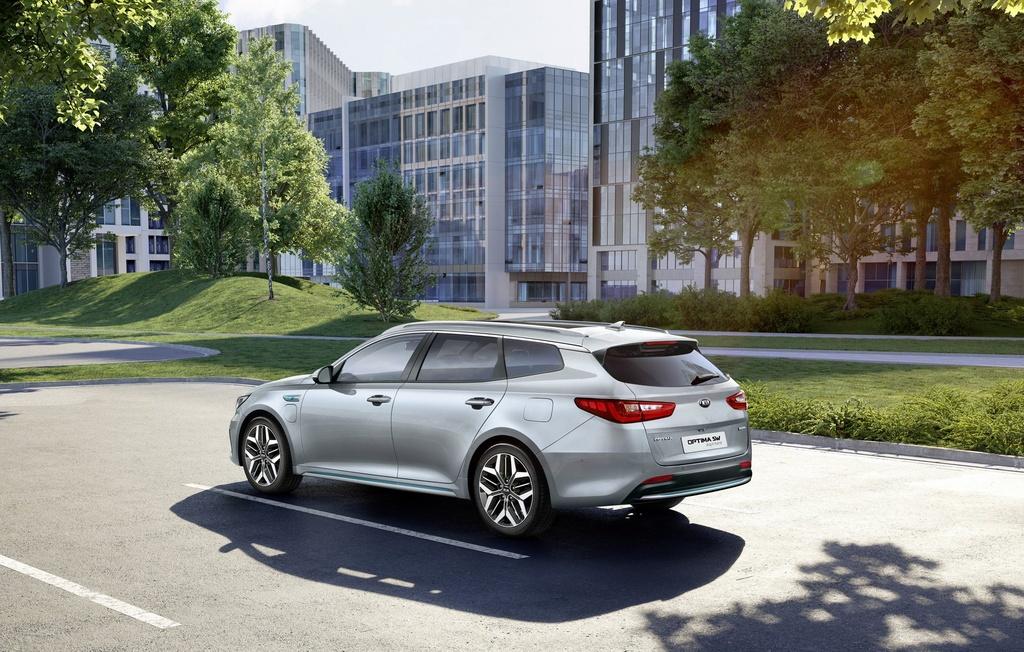 Kia Optima Sportswagon Hybrid 2019 chi ton 1,5L xang cho 100 km hinh anh 7