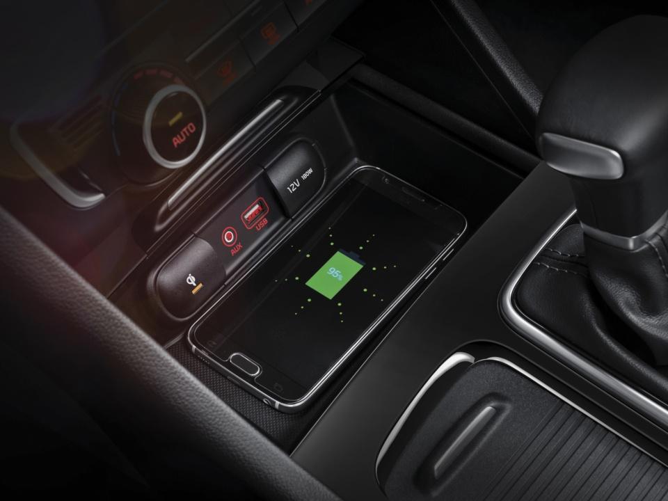 Kia Optima Sportswagon Hybrid 2019 chi ton 1,5L xang cho 100 km hinh anh 4