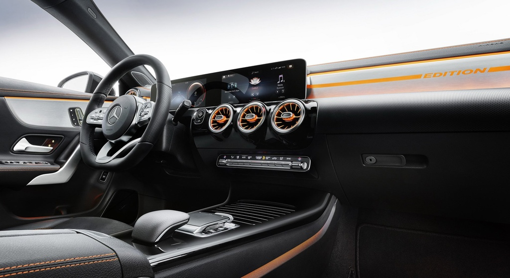 Mercedes-Benz CLA-Class the he moi ra mat anh 8