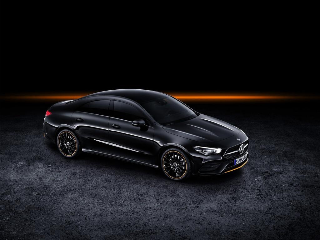 Mercedes-Benz CLA-Class the he moi ra mat anh 5