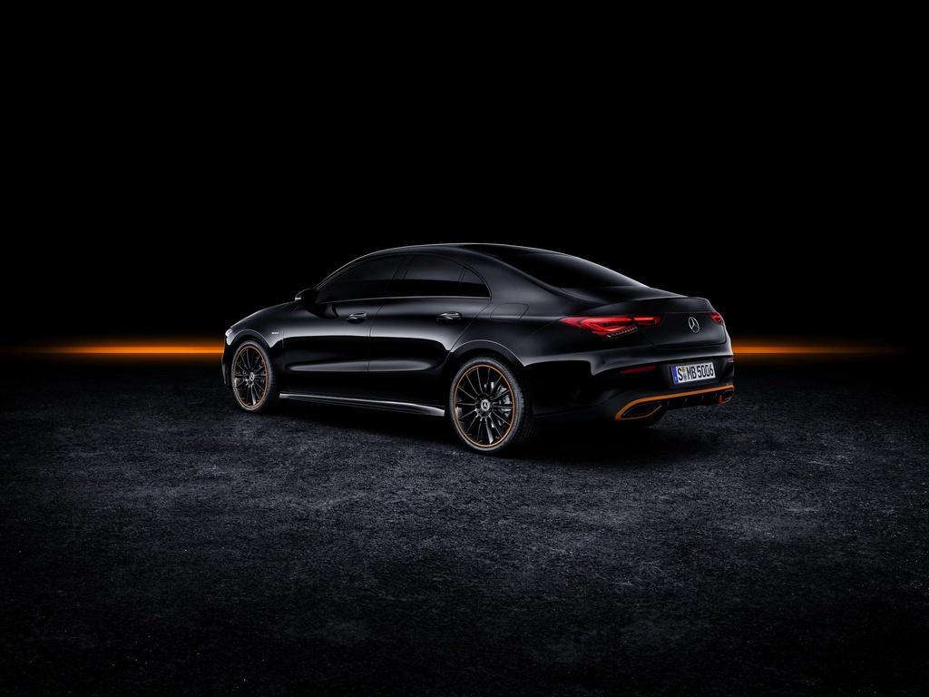 Mercedes-Benz CLA-Class the he moi ra mat anh 3