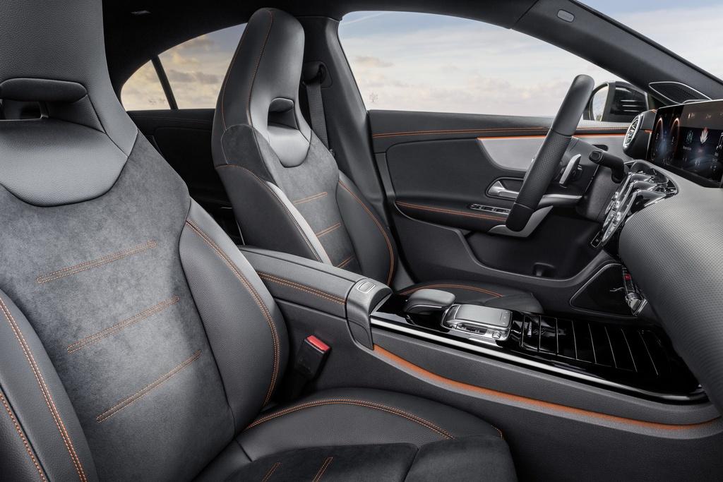 Mercedes-Benz CLA-Class Coupe 2019 - 'tieu CLS' ra mat hinh anh 9