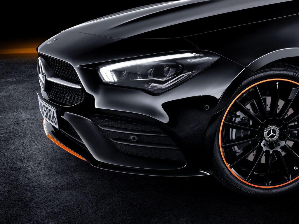 Mercedes-Benz CLA-Class Coupe 2019 - 'tieu CLS' ra mat hinh anh 7
